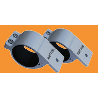 Raptor Universal Bar Mounts 50mm Black or Silver