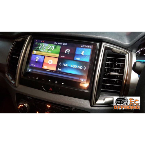 9 inch Android 10 Head Unit - Ford Ranger 2015-2020